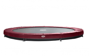 Trampolina BERG InGround Elite+ 330 red