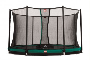 Trampolina BERG InGround Favorit 270 z siatką Comfort